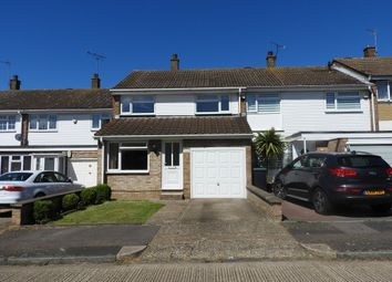 Thumbnail 3 bedroom terraced house to rent in Dogwood Close, Northfleet, Gravesend