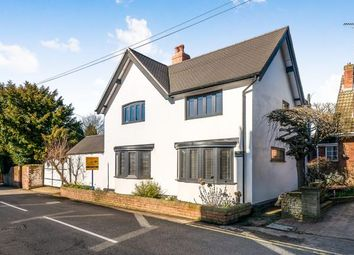 Thumbnail 4 bed detached house for sale in Meadow Lane, Little Haywood, Stafford, Staffordshire