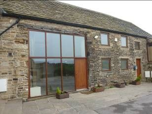 Thumbnail 3 bed barn conversion to rent in Kiln Lane, Emley, Huddersfield