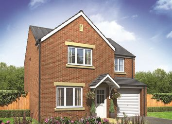 "Thumbnail 4 bedroom detached house for sale in ""The Roseberry "" at Fellows Close, Weldon, Corby"