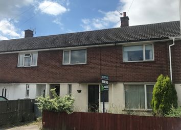Thumbnail 3 bed terraced house for sale in Moulton Crescent, New Balderton, Newark