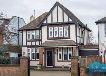 Thumbnail 3 bed detached house for sale in High Road, Whetstone, London