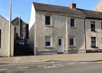 Thumbnail 3 bed end terrace house for sale in Spilman Street, Carmarthen