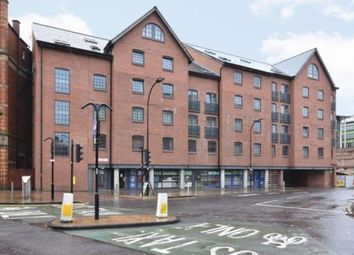 Thumbnail 3 bed flat for sale in City Wharf, 1 Nursery Street, Sheffield, South Yorkshire
