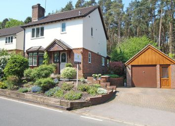 Thumbnail 4 bed detached house for sale in Saunders Lane, Awbridge, Romsey