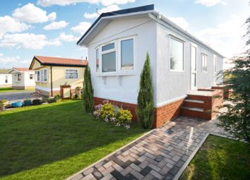 Thumbnail 1 bed mobile/park home for sale in Tollerton Road, Rushcliffe, Nottinghamshire