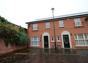 Thumbnail 3 bed terraced house for sale in Milfort Mews, Dunmurry, Belfast