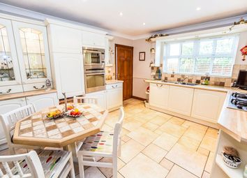 Thumbnail 4 bed detached house for sale in The Willows, Howden, Goole