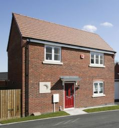 Thumbnail 3 bed detached house for sale in Kinross Way, Off Cromarty Drive, Hinckley