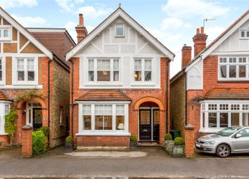Thumbnail 5 bed detached house for sale in Eversfield Road, Reigate, Surrey
