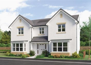 "Thumbnail 5 bed detached house for sale in ""Napier"" at Lasswade Road, Edinburgh"