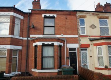 Thumbnail 2 bedroom terraced house to rent in St. Michaels Road, Coventry
