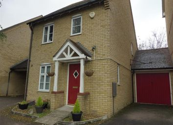 Thumbnail 3 bed link-detached house to rent in Haydon Close, Maidstone