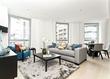Thumbnail 2 bed flat to rent in 1 Biscayne Avenue, London