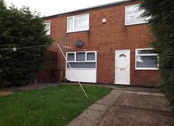 Thumbnail 2 bed end terrace house for sale in Eyam Close, Mansfield