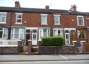 Thumbnail 2 bed terraced house to rent in Princes Road, Hartshill, Stoke-On-Trent