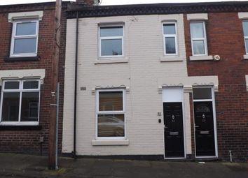 Thumbnail 2 bed terraced house for sale in Maddock Street, Burslem, Stoke-On-Trent