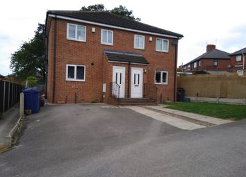 3 bed semi-detached house to rent in Manor Court, Worsbrough, Barnsley S70