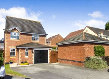Thumbnail 3 bed detached house for sale in Bellman Walk, Ripon, North Yorkshire