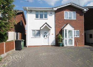 Thumbnail 2 bed semi-detached house to rent in Clifton Road, Halesowen, West Midlands