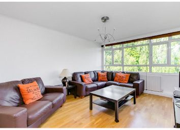 Thumbnail 3 bed maisonette to rent in Kersfield Road, London