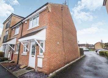Thumbnail 2 bed semi-detached house for sale in Michigan Close, Turnford, Broxbourne