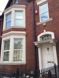 Thumbnail Room to rent in Room 6, 15 Wingrove Road, Fenham