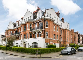 Thumbnail 2 bed flat for sale in Bishops Mansions, Stevenage Road, London
