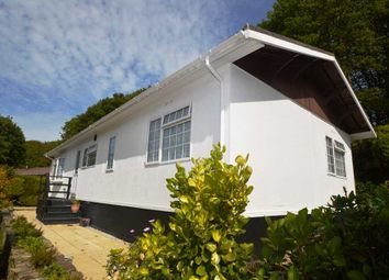 Thumbnail 2 bed property for sale in Cosawes Park Homes, Perranarworthal, Truro