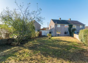 Thumbnail 3 bed semi-detached house for sale in Fox Avenue, Yate, Bristol