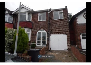 Thumbnail 4 bedroom semi-detached house to rent in Moseley Road, Bilston