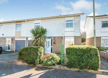 Thumbnail 3 bed end terrace house for sale in Abbey Road, Basingstoke, Hampshire
