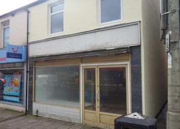 Thumbnail Studio to rent in 218 High Street, Treorchy