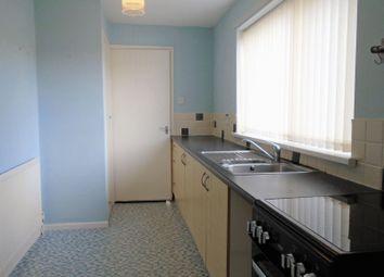 Thumbnail 2 bedroom flat to rent in Rothesay Terrace, Bedlington