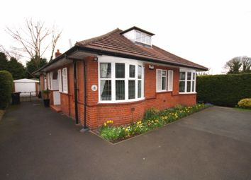 Thumbnail 3 bed bungalow for sale in Crewe Road, Wistaston, Crewe