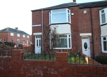 Thumbnail 2 bed terraced house for sale in Axwell Terrace, Swalwell, Newcastle Upon Tyne