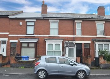 3 bed terraced house for sale in Vincent Street, Derbyshire DE23