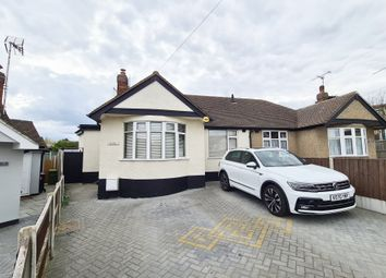 Thumbnail 3 bed semi-detached bungalow to rent in Humber Close, Rayleigh, Essex
