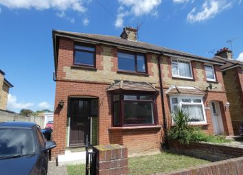 Thumbnail 3 bed property to rent in Augustine Road, Minster, Ramsgate