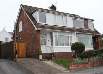 Thumbnail 3 bed semi-detached house for sale in Ridgeway, Killay, Swansea