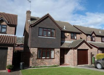 Thumbnail 4 bed detached house for sale in Paget Drive, Billericay