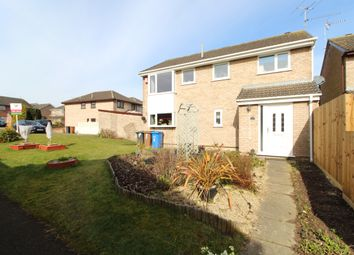 Thumbnail Detached house for sale in Elizabeth Close, West Hallam, Derbyshire