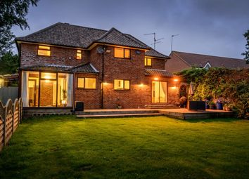 Thumbnail 4 bedroom detached house for sale in Barons Close, Fakenham