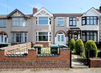 3 bed terraced house for sale in Grenville Avenue, Stoke, Coventry CV2