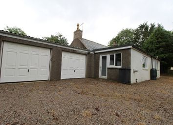 Thumbnail 3 bed detached bungalow for sale in Kirkton Of Rayne, Inverurie