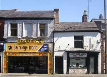 Thumbnail Commercial property for sale in 5-7 Mill Street, Congleton, Cheshire