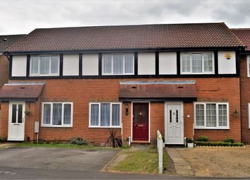 Thumbnail 2 bed terraced house to rent in Nine Elms Close, Feltham, Greater London