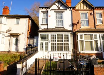 Thumbnail 4 bed end terrace house to rent in South Road, Hockley, Birmingham