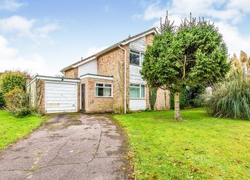 Thumbnail Detached house for sale in Orchard Close, Hail Weston, St. Neots