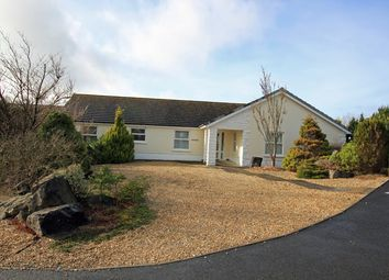 Thumbnail 4 bed detached bungalow for sale in Rhoslan, Upper Tumble, Nr. Cross Hands, Carmarthenshire